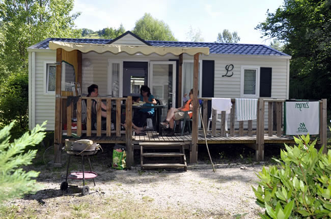 Mobilhome Louisiane